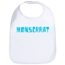 Monserrat Faded (Blue) Bib