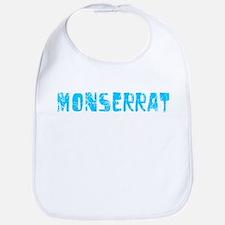Monserrat Faded (Blue) Bib