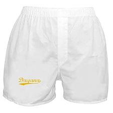Vintage Dayana (Orange) Boxer Shorts