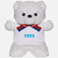 Moon Faded (Blue) Teddy Bear