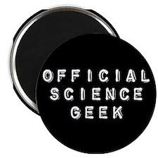 Official Science Geek Magnet