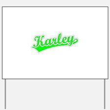 Retro Karley (Green) Yard Sign