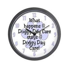 What happens @ DDC Wall Clock