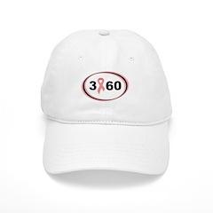 3 Days 60 Miles 1 Cause Baseball Cap
