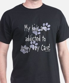 My kids are addicted T-Shirt