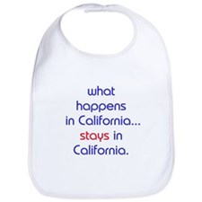 WHAT HAPPENS IN CALIFORNIA Bib