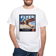 The Orange Ad Plane Shirt