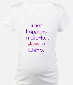 WHAT HAPPENS IN WEHO Shirt