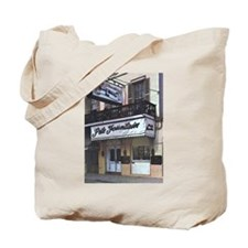 Fountains French Quarter Musi Tote Bag