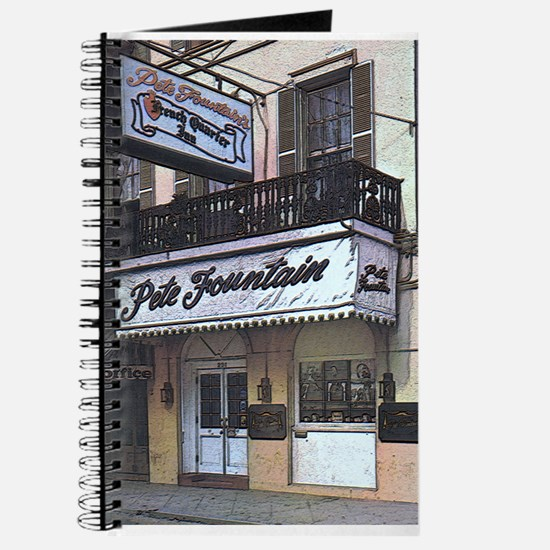 Fountains French Quarter Musi Journal