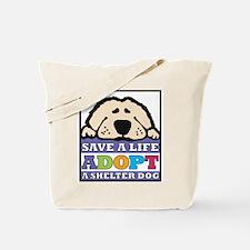 Save a Life Tote Bag
