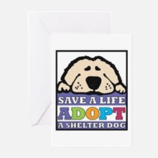 Save a Life Greeting Cards (Pk of 10)