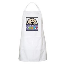 Save a Life BBQ Apron