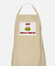 Mice trapped in a human body BBQ Apron
