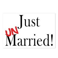 Just UnMarried! Postcards (Package of 8)