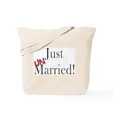 Just UnMarried! Tote Bag