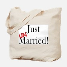 Just UnMarried! Tote Bag