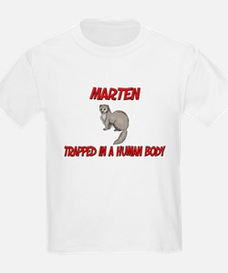 Marten trapped in a human body T-Shirt
