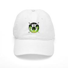 Tri-Alien Design 3 Baseball Baseball Cap