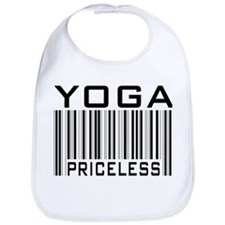 Yoga Priceless Bar Code Bib
