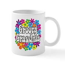 Groovy Grandma Small Mug