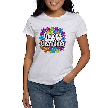 Groovy Grandma Women's T-Shirt
