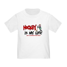 Hockey is my life -player T