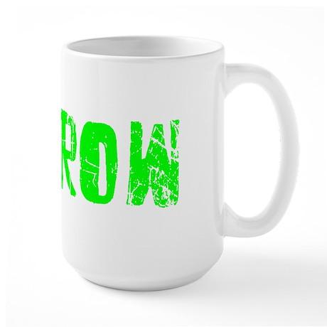 Morrow Faded (Green) Large Mug