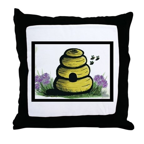 The Sweet Life Throw Pillow