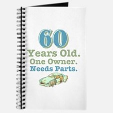 Needs Parts 60 Journal
