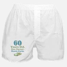 Needs Parts 60 Boxer Shorts