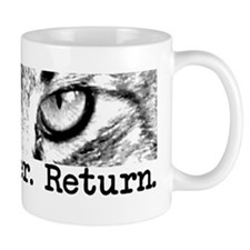 Trap. Neuter. Return. Cat Eye Mug