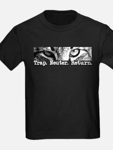 Trap. Neuter. Return. Cat Eye T