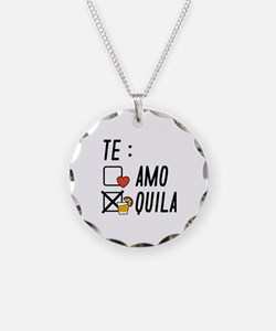 Te AmoTe Quila Necklace