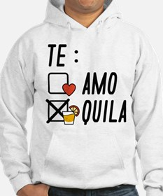 Te AmoTe Quila Hoodie