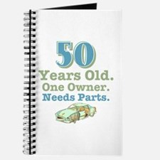 Needs Parts 50 Journal