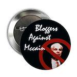 Bloggers Against McCain button