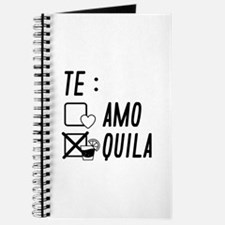 Te AmoTe Quila Journal