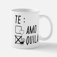 Te AmoTe Quila Mug