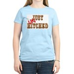 Just UnHitched! Women's Light T-Shirt