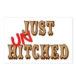 Just UnHitched! Postcards (Package of 8)