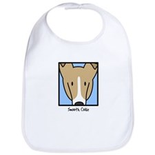 Anime Sable Smooth Collie Bib