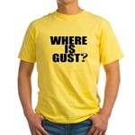 Where is Gust Yellow T-Shirt