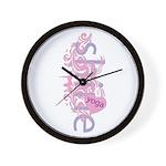 YOGASHINE Wall Clock