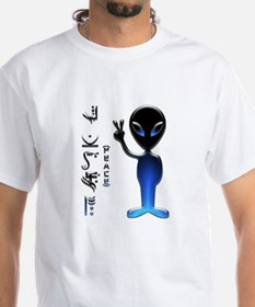 Alien Peace Dude 2 Shirt