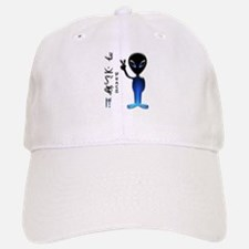 Alien Peace Dude 2 Baseball Baseball Cap
