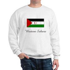 Western Sahara Flag Sweatshirt