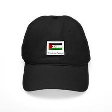 Western Sahara Flag Baseball Cap