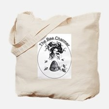 the bee charmer Tote Bag