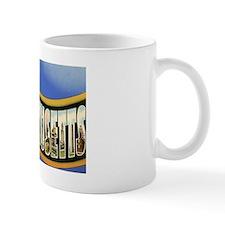 MASSACHUSETTS MA Mug